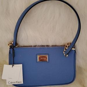 Calvin Klein Pale Blue Purse